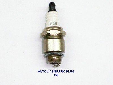 #458, Autolite Spark Plug (14mm)