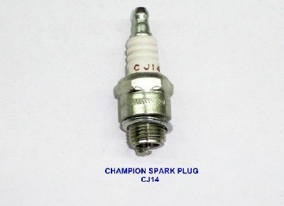 #CJ14, Champion Spark Plug (14mm)