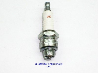 #J8C, Champion Spark Plug (14mm)