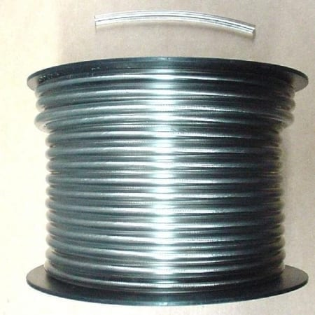 #B9920-002, 7MM Clear PVC Spark Plug Wire