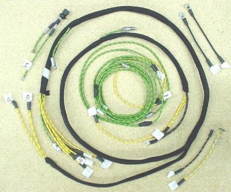#3036-004 Minnaepolis Moline R With Regulator Wire Harness