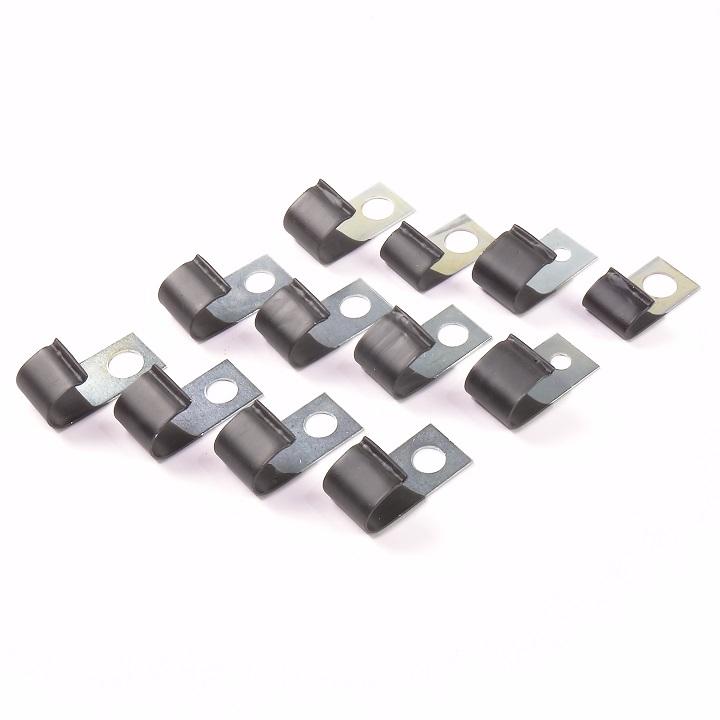 IHC/Farmall H, HV/ Super H, Super HV (Up to Serial #19,233) Wire Harness  Clip Set - The Brillman CompanyThe Brillman Company