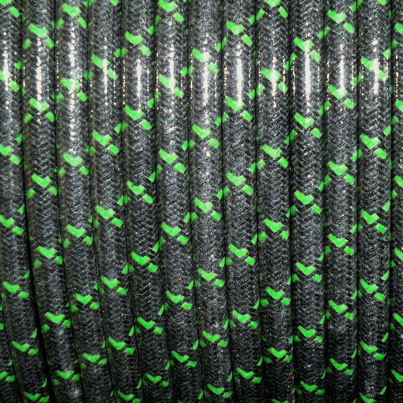 7.8mm Cotton Braid Spark Plug Wire - The Brillman Company