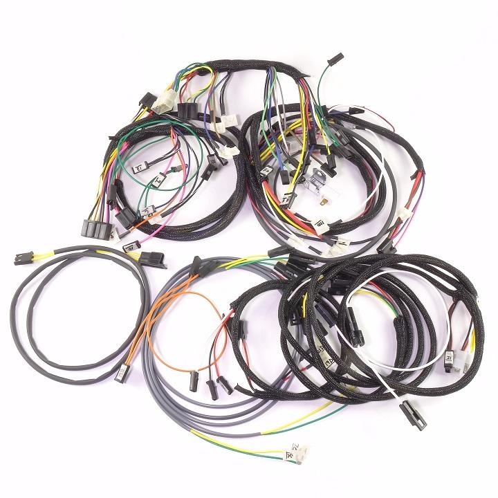 john deere 2510 gas lp complete wire harness synchro range rh brillman com