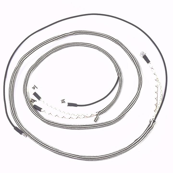ihc  farmall m  mv complete wire harness  voltage regulator