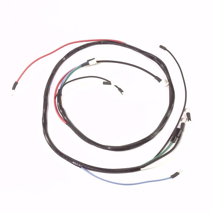 john deere 40 crawler complete wire harness