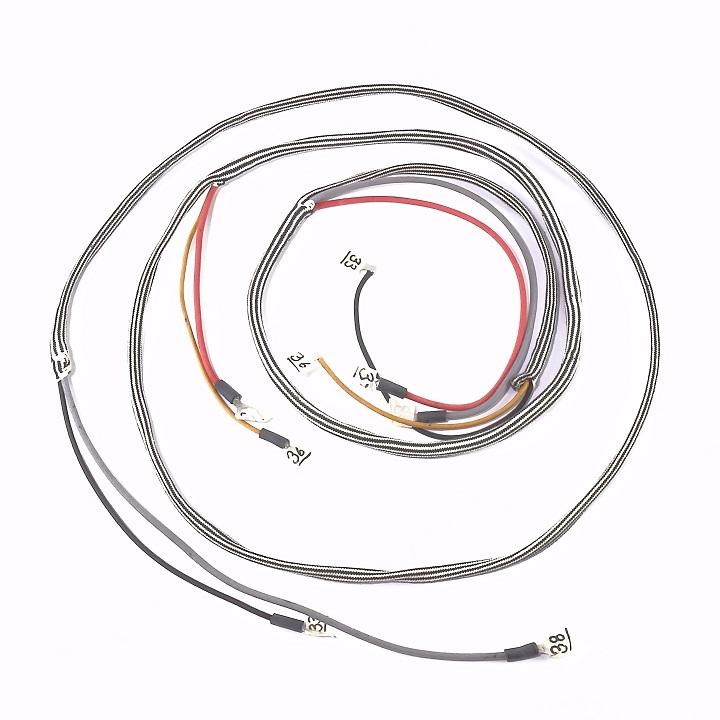 ihc  farmall 400 diesel complete wire harness  1 wire