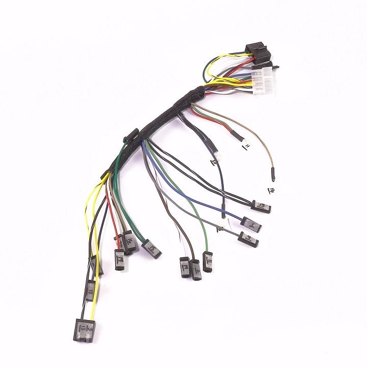 john deere 2510 diesel row crop complete wire harness  synchro range