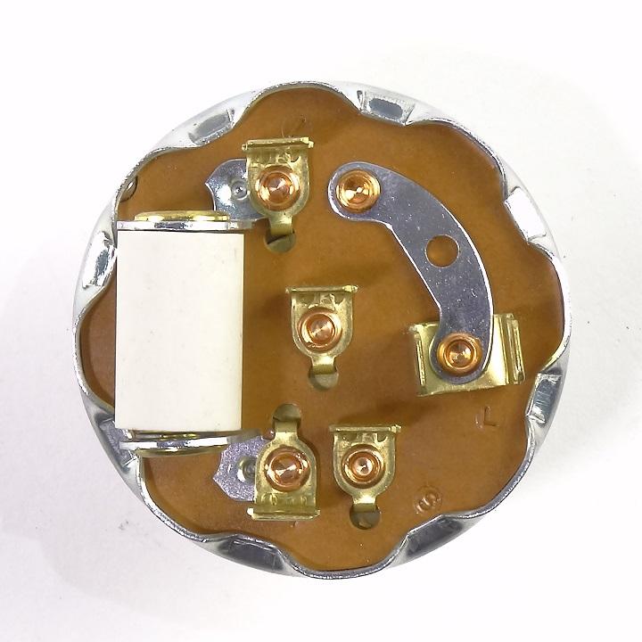 John Deere Ignition Key Switch  6 Terminal