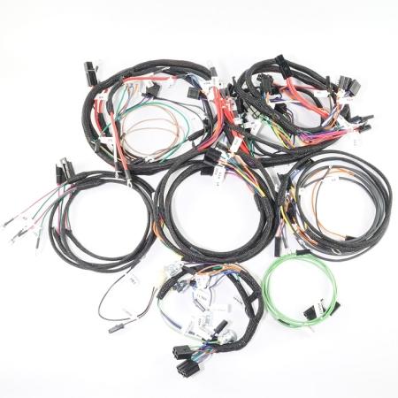 antique tractor wiring harness wire center u2022 rh dxruptive co Ford 3000 Tractor Wiring Harness Diagram Ford Tractor Wiring Harness