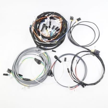 antique tractor wiring harness trusted wiring diagrams \u2022 kubota wiring harness home the brillman company antique tractor auto electrical parts rh brillman com ford 2000 tractor wiring harness ford 5000 tractor wiring harness