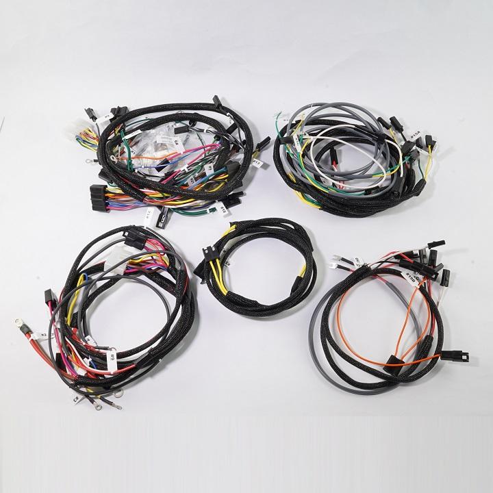 John Deere 2510 (Gas & LP Row Crop) Complete Wire Harness - The Brillman  CompanyThe Brillman Company